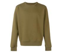 Sweatshirt mit Ellbogen-Patch