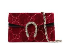 Dionysus Mini-Tasche aus Samt