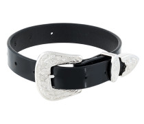 belt buckle choker