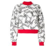 "Sweatshirt mit ""Youth""-Print"