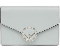 Mini-Tasche in Kuvertform