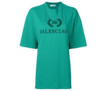 T-Shirt mit BB-Print