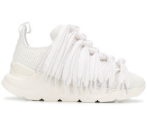 'Lace42' Sneakers mit Fransen