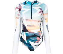 Ibiza star print spring suit