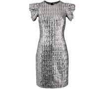 Kleid mit Glitzer