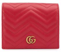 'Marmont' Portemonnaie mit GG