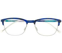 Eckige 'Modena' Brille