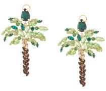 Ohrringe mit Palmenmotiv