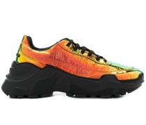 'Zenith' Sneakers mit Plateau
