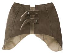 corduroy corset