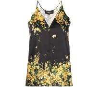 Camisole-Top mit Blumenmuster