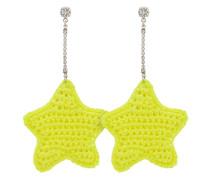Sternförmige Ohrringe