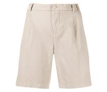 wide leg chino shorts