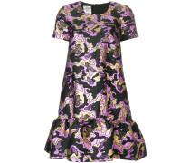 Garden jacquard dress