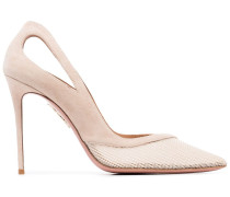 'Shiva' Pumps mit Cut-Outs