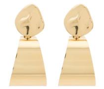 24kt  plate earrings
