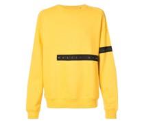'Cut Here' Sweatshirt