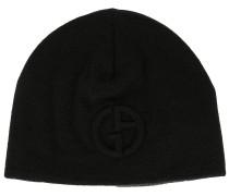 Mütze mit Logo-Prägung