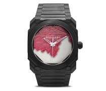 'Bulgari Solotempo' Armbanduhr
