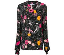 'Josh' Hemd mit Blütenmuster
