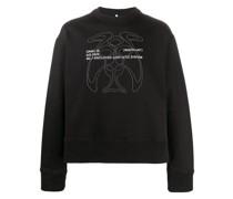 'Self-Enclosed Aesthetic System' Sweatshirt