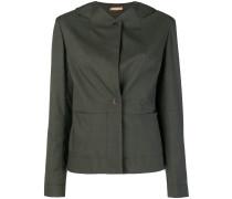 rear flap tailored jacket