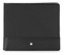 Quadratisches Portemonnaie