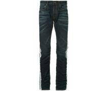 Jeans mit seitlichem Streifen