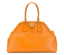 RE(BELLE) large top handle tote