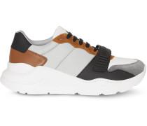 Sneakers mit Scuba-Details