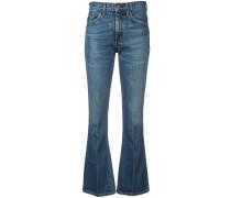 'Kayla' Jeans mit weitem Bein