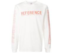 'Reference' Langarmshirt