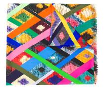 Schal mit Digital-Print