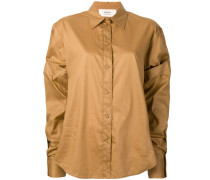 loose-fit shirt