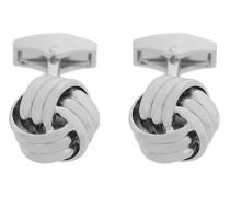 knot detail cufflinks