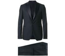 slim-fit dinner suit