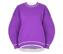 Pullover mit eingeprägtem Motiv