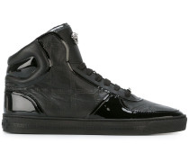 'Greca' High-Top-Sneakers