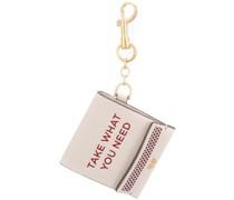 Schlüsselanhänger mit Streichholzschachtel