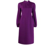 Kleid mit Bischofsärmeln