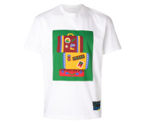 suitcase printed T-shirt