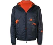camouflage effect jacket