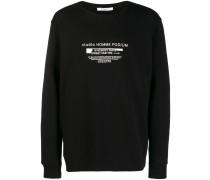 'Studio Homme Podium' Sweatshirt