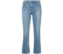 'Selena' Cropped-Jeans