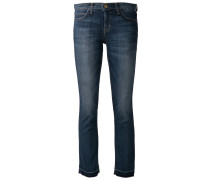 'The Cropped Straight' Jeans