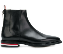 Fitted Zip-up Chelsea Boot