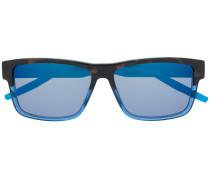 Sonnenbrille mit Farbkontrast