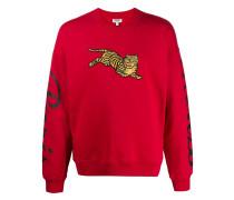'Jumping Tiger' Sweatshirt