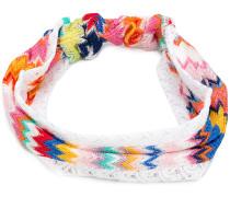 zig-zag headband