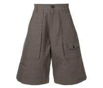 Cargo-Shorts mit weitem Bein